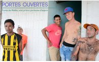 PORTES OUVERTES ©Lola Fourt, Lorie Guilbert, Victor Goffinet, Victor Perilhou