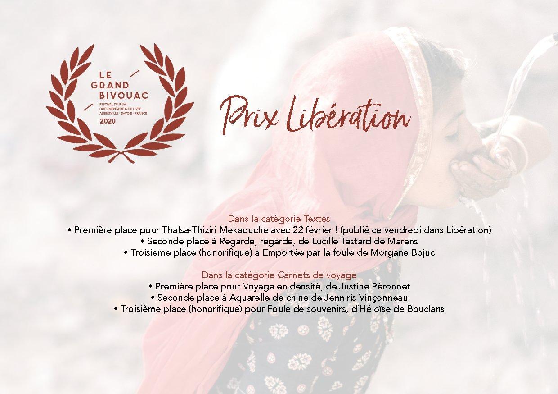 Prix Libération