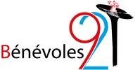 LOGO BENEVOLES 92